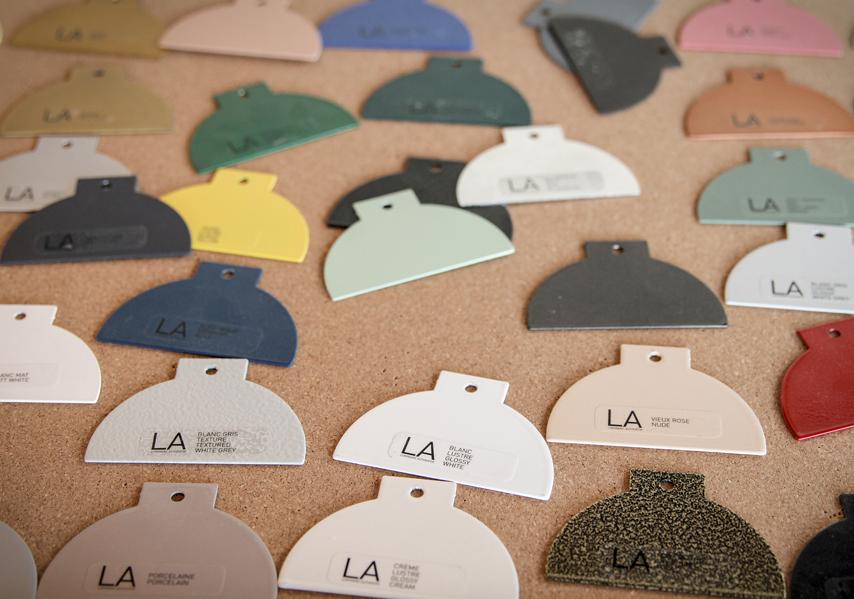 LA-Swatch couleur