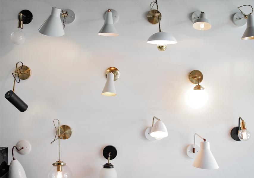 LA - Luminaires wall
