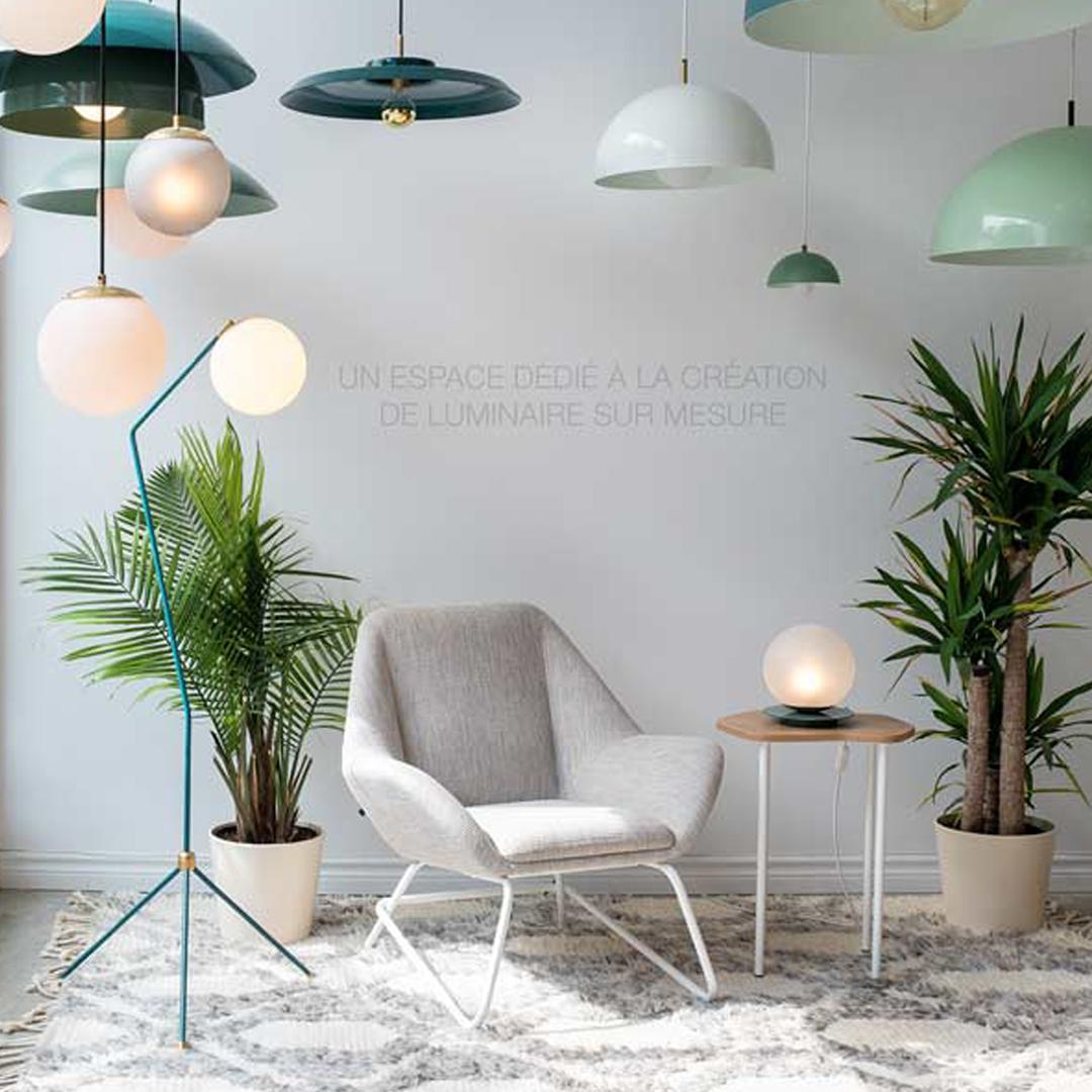 Luminaire Authentik - Maison & Demeure